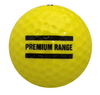 Range Balls - Yellow